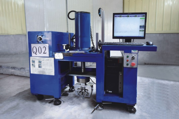 Pull out testing machine
